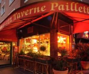 Restaurant la taverne paillette
