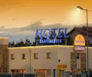 Hôtel des balladins