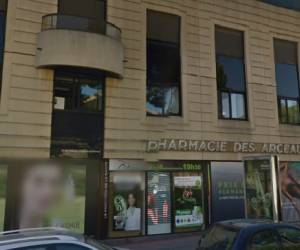 Pharmacie des arceaux
