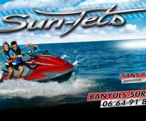 Location jet ski - sun-jets a argeles collioure banyuls