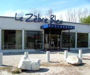 Le zebre bleu