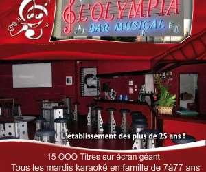 Olympia bar musical karaoke