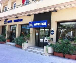 Hôtel kyriad windsor