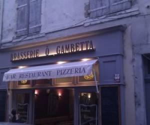Brasserie ô gambetta