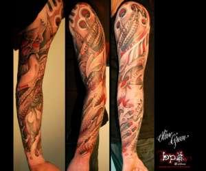 Bps tattoo