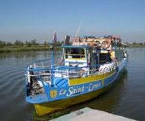 Bateau saint louis et bateau iris