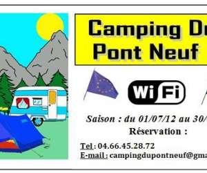 Camping du pont neuf