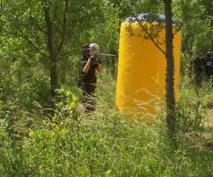 Optimum paintball