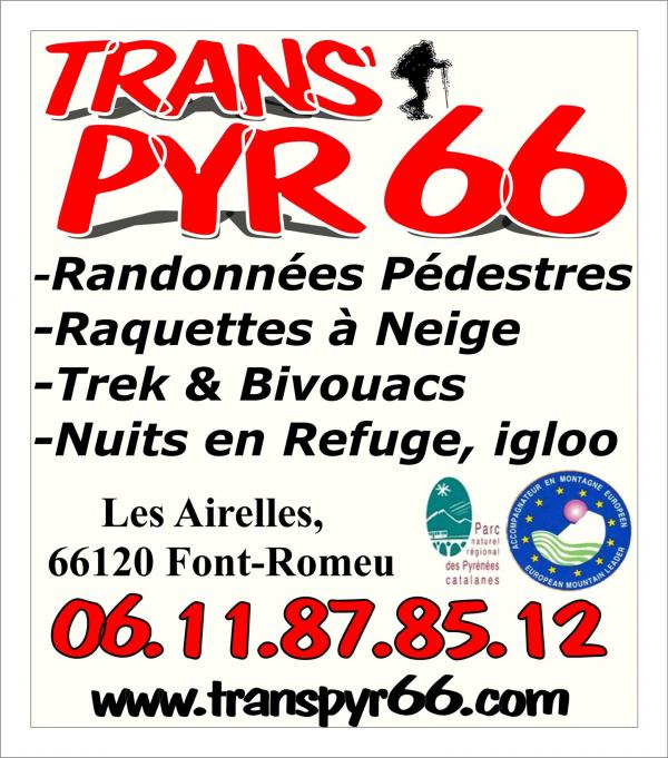 Logo TransPyr 66, Saillagouse (France)