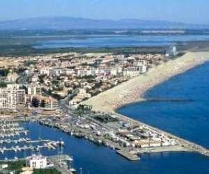 Location plage saint cyprien