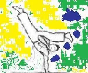 Capoeira beziers