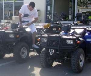 Location quad et buggy