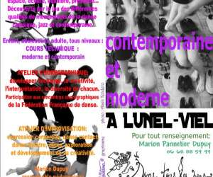 Cours de danse contemporaine