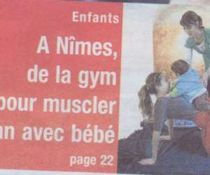 Gym maman bebe et bebe maman,street jazz,cheerleaders,a