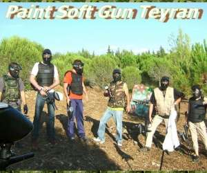 Paintball teyran montpellier