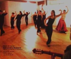Ecole de flamenco alexandre romero