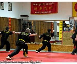Thieu lam hong quyen, arts martiaux