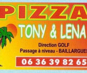 Pizza tony et lena st bres