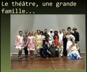 Cours de theatre a montpellier