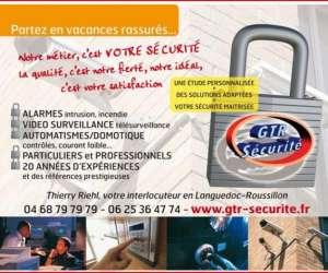 Gtr securite