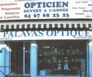 Palavas optique