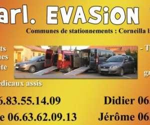Evasion taxi (sarl)