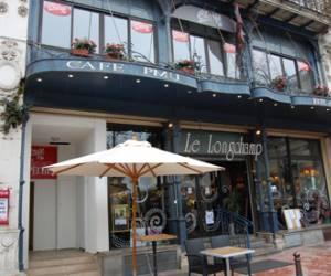Brasserie p.m.u. le longchamp