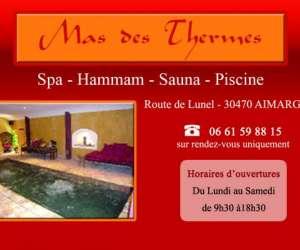 Institut spa mas des thermes