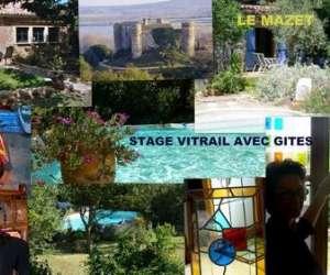 Vacances creatives, sejours artistique, location meuble