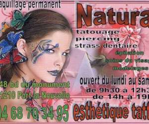 Natura esthetique tattoo