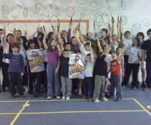 Sete badminton club