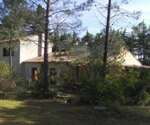 A la villa thermae