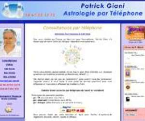 Astrologie par telephone patrick giani