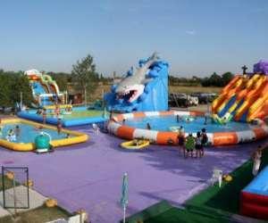 Parc de loisirs  aquatiques  - kid