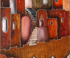 Magali trivino artiste peintre/plasticienne