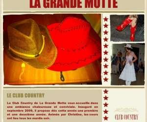 Club country de la grande motte