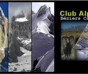 Escalade club alpin béziers