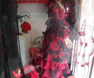 Danse flamenco - boutique tendance flamenca