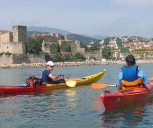 Roussillon kayak