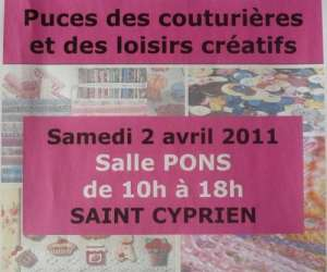 Club de patchwork de saint cyprien
