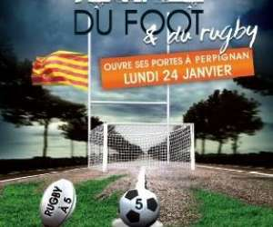 Le temple du foot et du rugby