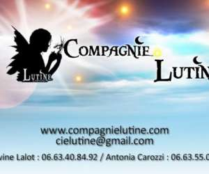 Compagnie lutine : spectacle et atelier th��tre