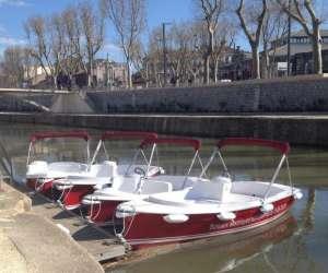 Location de bateaux electriques sans permis