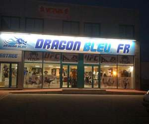 Dragon bleu montpellier