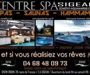 Centre spa somethy-aquamarine