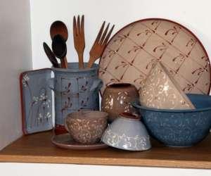 Sylviane   senechal  -  poterie et céramique