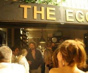 The egg pub