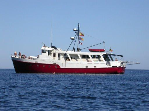 bateau d'hote