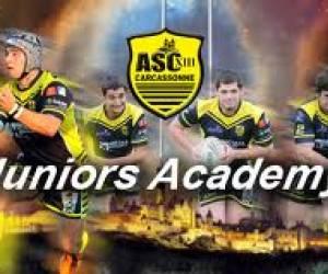 Juniors academy as carcassonne xiii