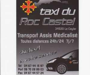 Taxi du roc castel